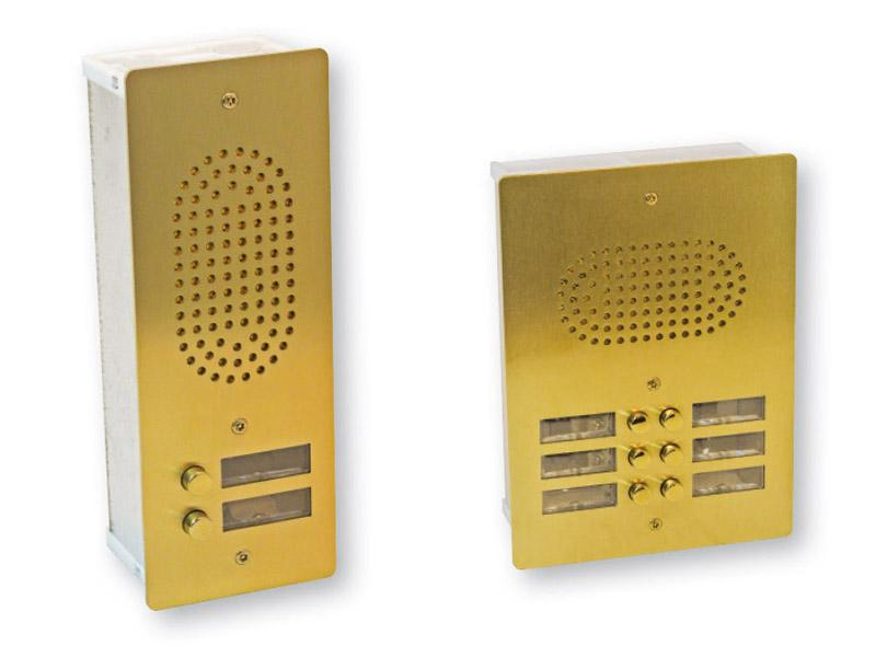 STAINLESS STEEL PVD ARTISTIC PUSH BUTTON PANELS
